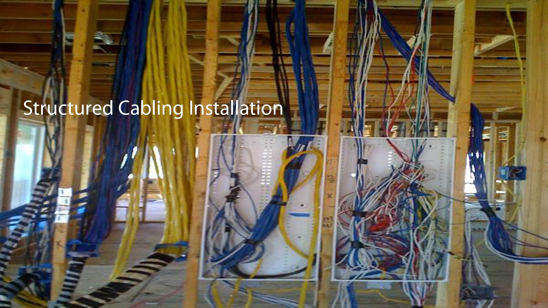 Structured Cabling Installation